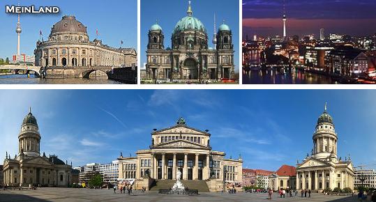 Берлин (нем. Berlin) – столица Германии