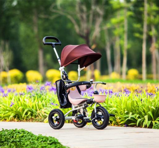 Принимаем под реализацию детские коляски и велосипеды