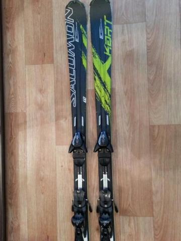комплект профессиональных лыж, продам в Берлине