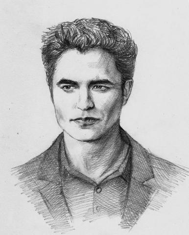 Пишу индивидуальные портреты на заказ  В черно-белом стиле
