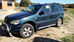 Mercedes-Benz ML 320E 2000г