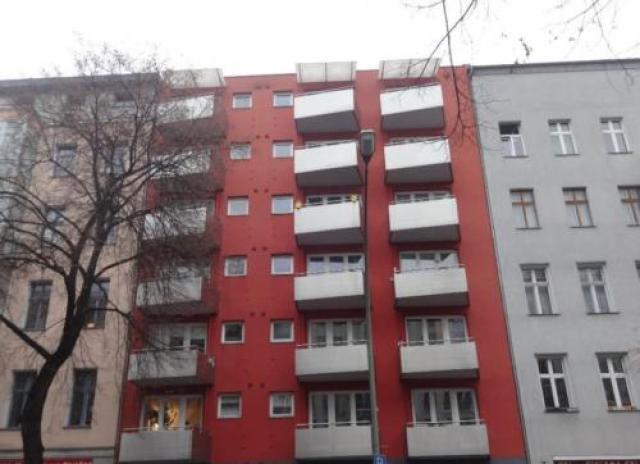 Частично меблированная 2-х комнатная квартира в Берлине