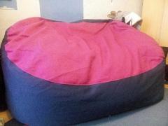 Обменяю бескаркасный диван на что то полезное.