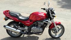 Kawasaki DR 5 идеальный мотоцикл!