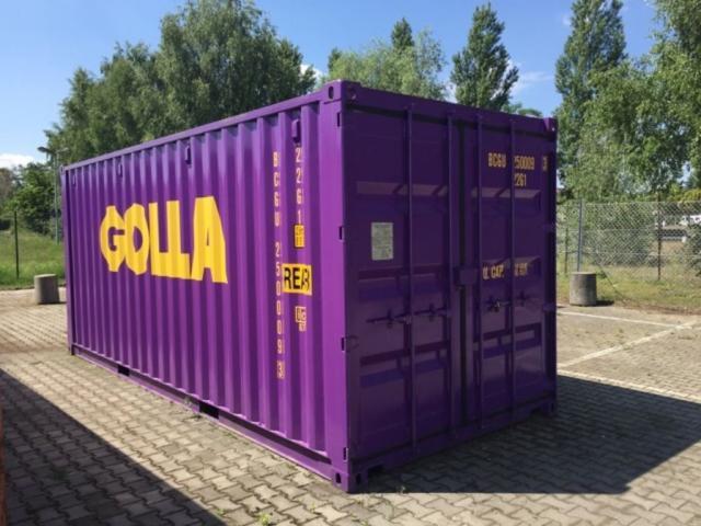 Продаётся морской контейнер 20ft Цена: 2200 €