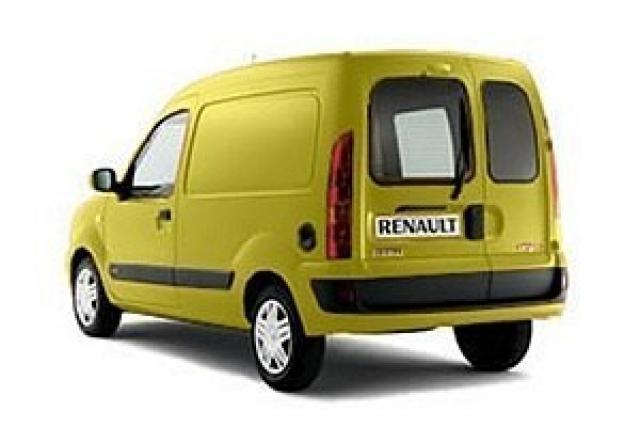 Продам свой Renault Kangoo Express в Берлине