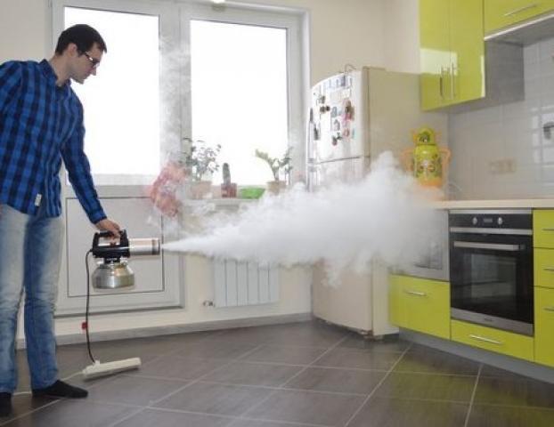 Удаление запахов сложных для удаления.