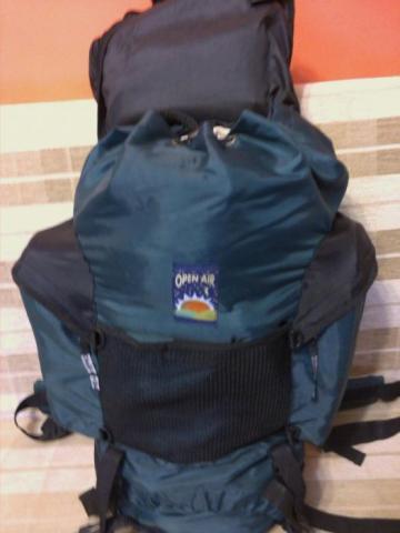 Очень хороший рюкзак для туриста