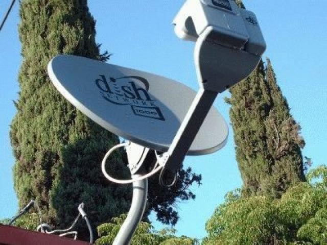 Монтаж и установка спутниковых антенн в Берлине.