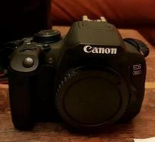 Canon EOS 700D продам в Берлине и подарю сумку