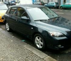 Авто Mazda 3 к продаже в Берлине