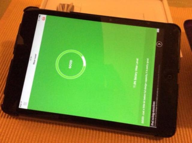 Продам подержанный iPad Mini 32GB