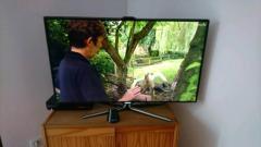 Телевизор бренда Samsung 3D 107см