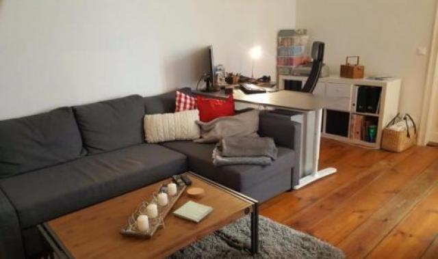 Просторная квартира в Берлине
