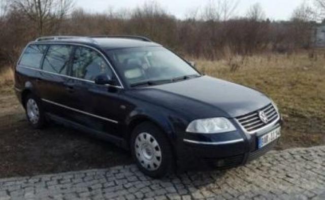 Volkswagen Passat Variant 2.0 5V продам авто в Берлине
