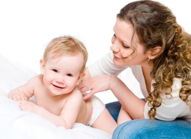 Услуги детского массажа в Берлине