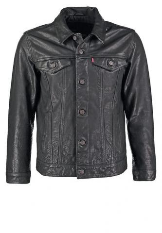 Продам кожаную куртку Levis