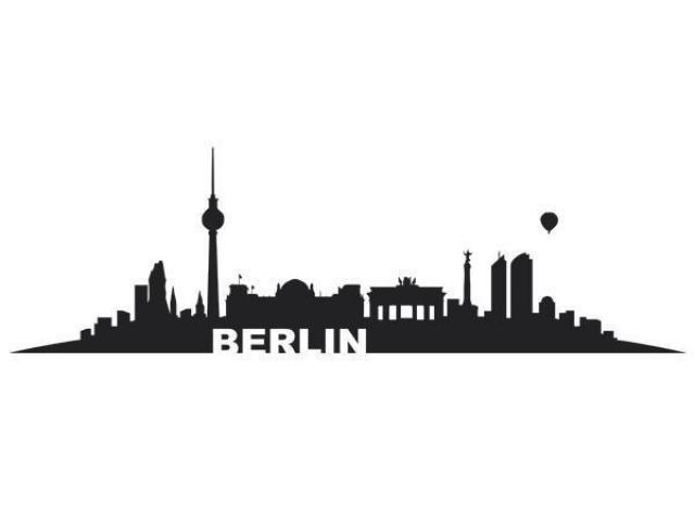 Парикмахер в Берлине .