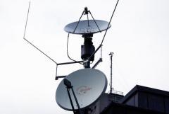 Спутниковые тарелки в Берлине