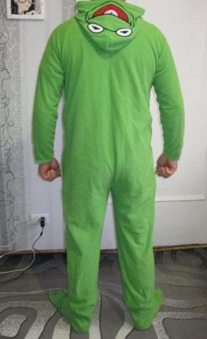 Продам костюм лягушенка Кермита