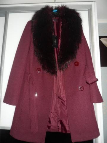 Продам новое стильное и элегантное пальто