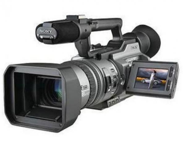 Продам в Берлине камеру Sony DСR VX-2200