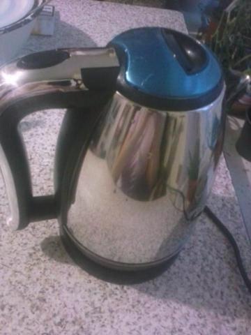 Подарю почти новый чайник.