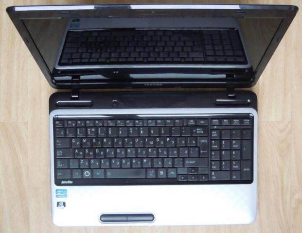 TOSHIBA Satellite L750 продам в Берлине игровой ноутбук