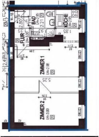 Сдается в аренду 2-х комнатная квартира в Friedrichshain!