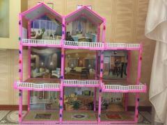 Doll Housе, домик для Барби - подарю!!!